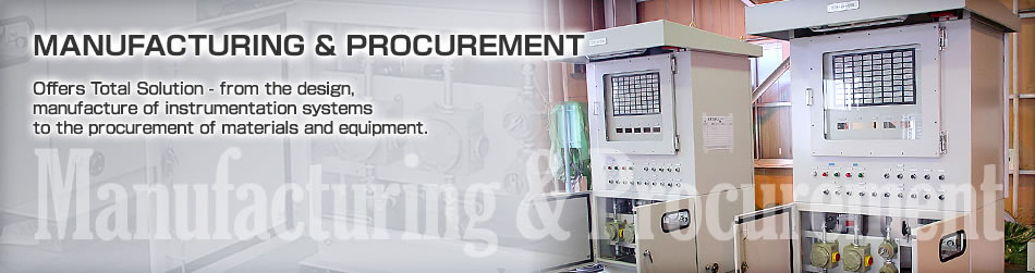 Manufacturing & Procurement